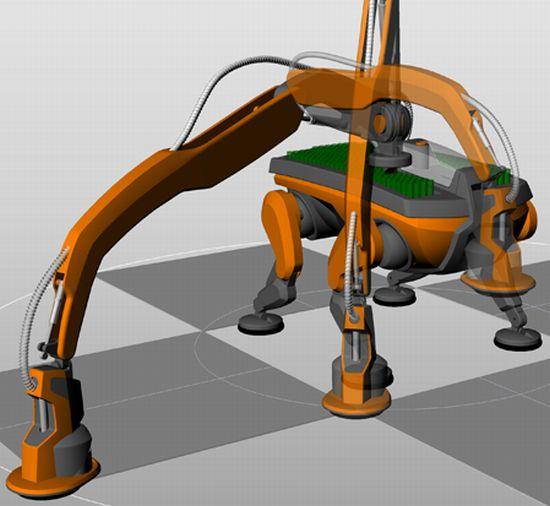tree planting robot3
