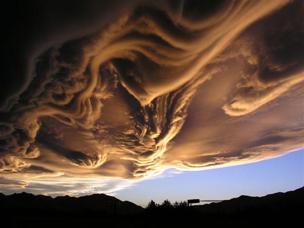 Unusual Natural Phenomena