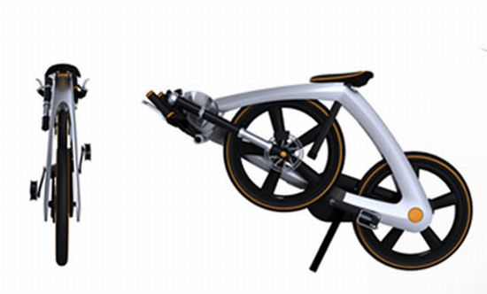 urban collapsible bicycle 8