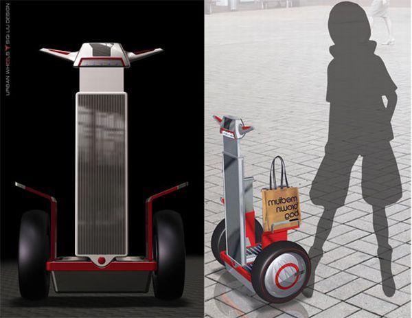 Urban wheels