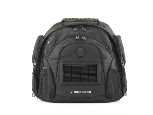 V-Dimension Helius Solar Powered Backpack