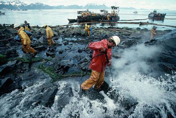 Valdez Spill