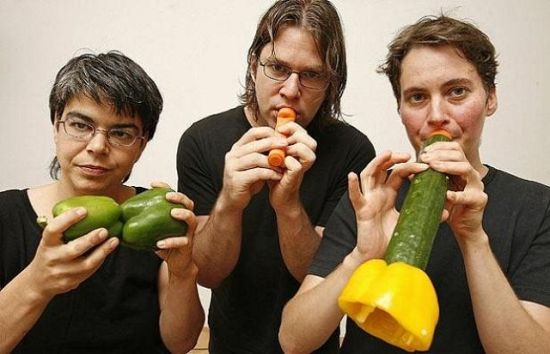 vegetable orchestra 2