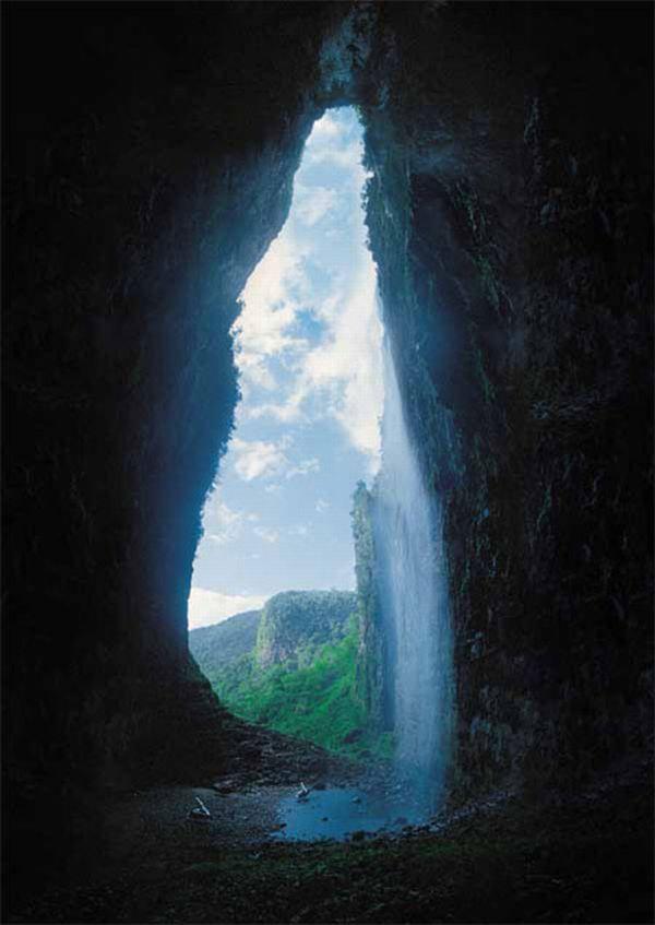 venezuela new cave