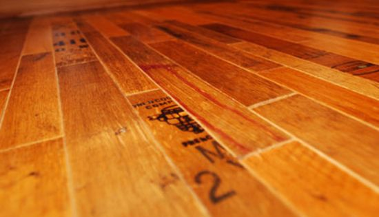 vintage wine barrel flooring by fontenay wood larg