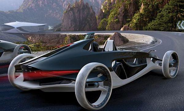 Volvo's air-powered car