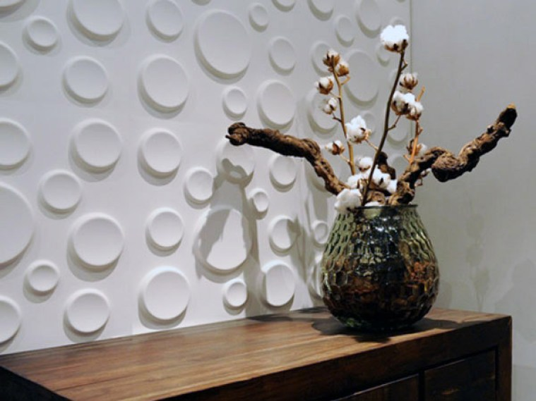 Wallpaper Made From Renewable Sugar Cane Bagasse