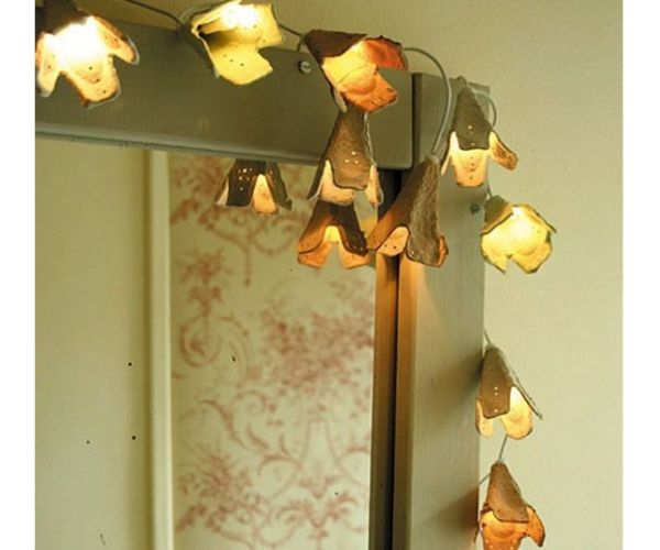 Ways to recycle egg cartons