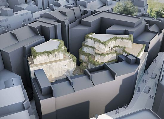 whitehorse street development 2