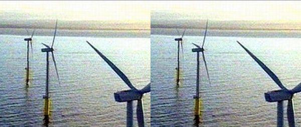 'World's largest' wind farm