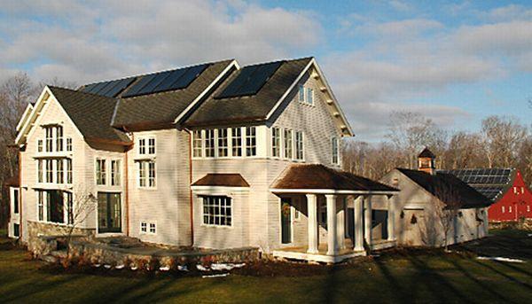 zero-energy concept homes