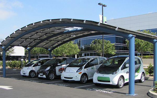 10 Electric Vehicle Charging Stations Harvesting Clean