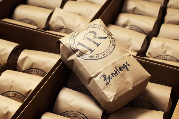 Wholesale coffee bags, ready to ship!