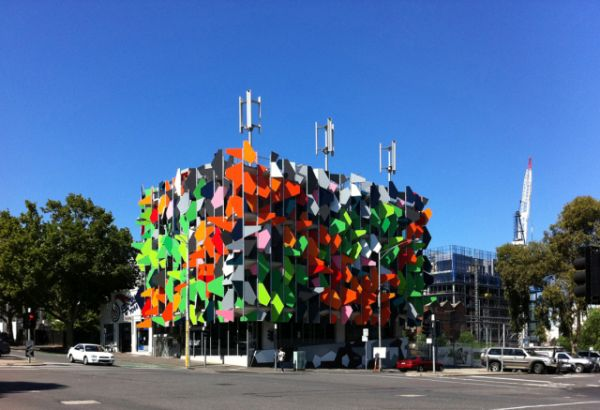 Pixel sustainable building, Australia