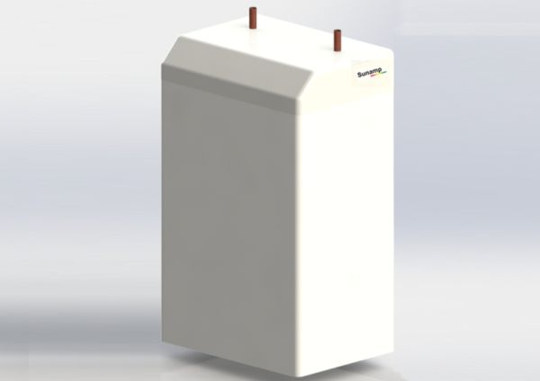 Sunamp heat batteries
