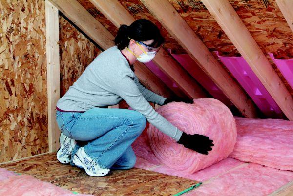 Sustainable insulation