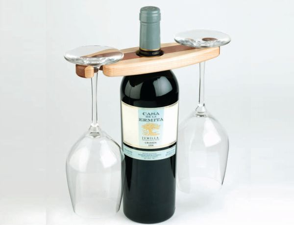 Wine Glass Caddy