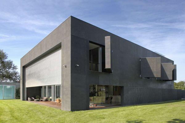 the Safe House by Robert Konieczny