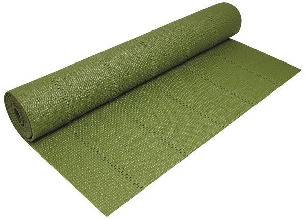Gaiam green tea yoga mat