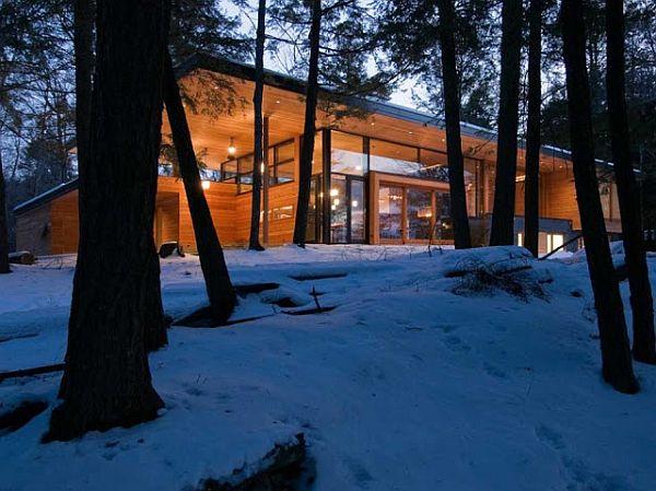 Eels Lake Residence
