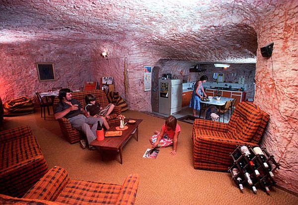 Underground Homes in Australia
