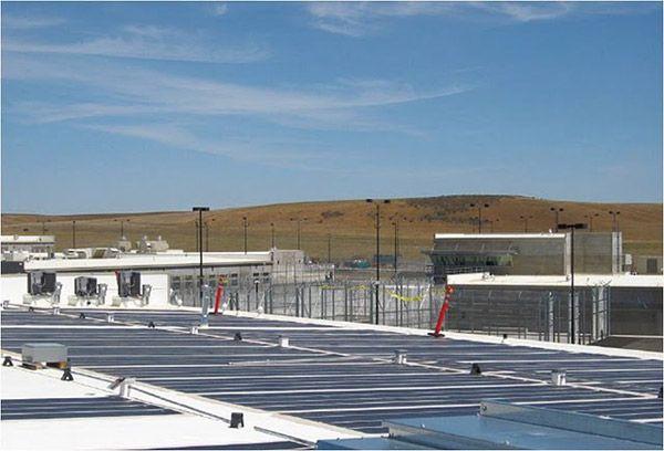 Coyote Ridge Prison