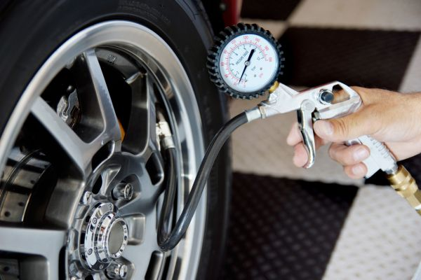 Inflate the Tires Properly