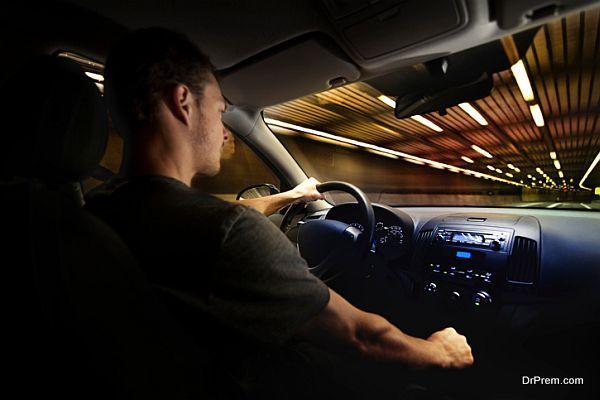 driving rashly