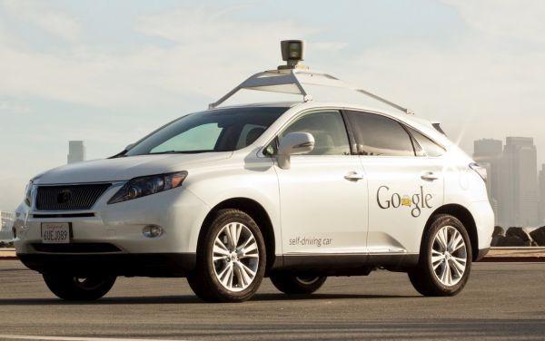 Google Driverless Car