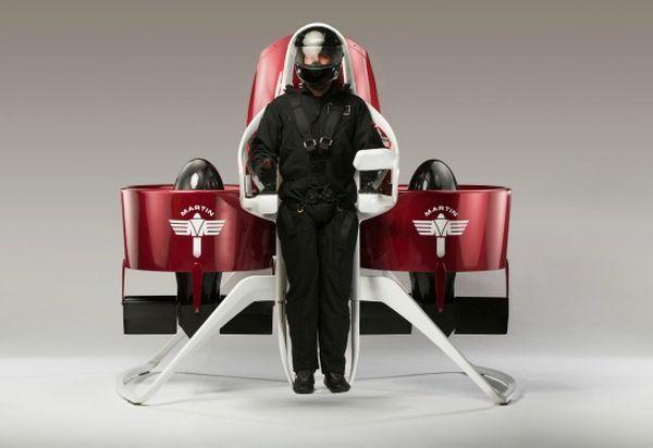 The Marti Jetpack