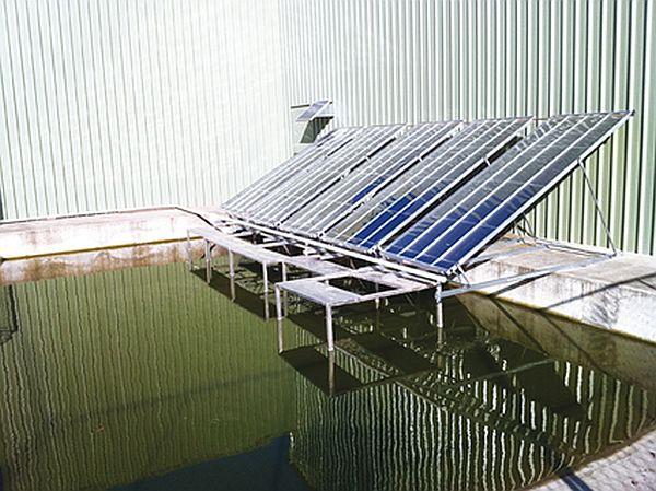 Direct Solar Desalination