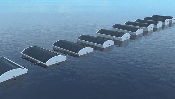 Indirect Solar Desalination