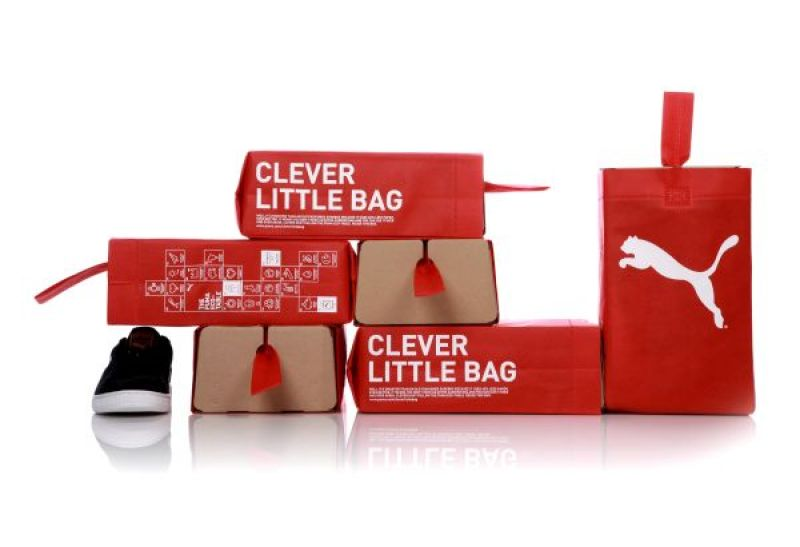 Clever Little Bag by Puma