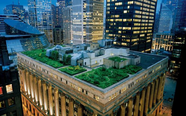 Green Building, Chicago