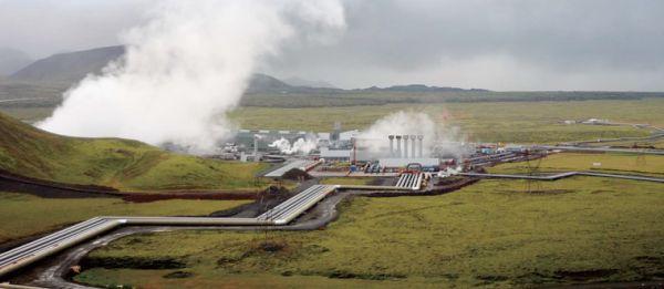 Hellisheidi Geothermal Power Station, Iceland
