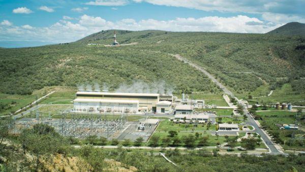 Olkaria Geothermal Plant, Kenya