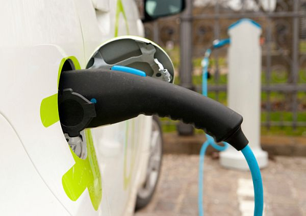 Charging an electric vehicle