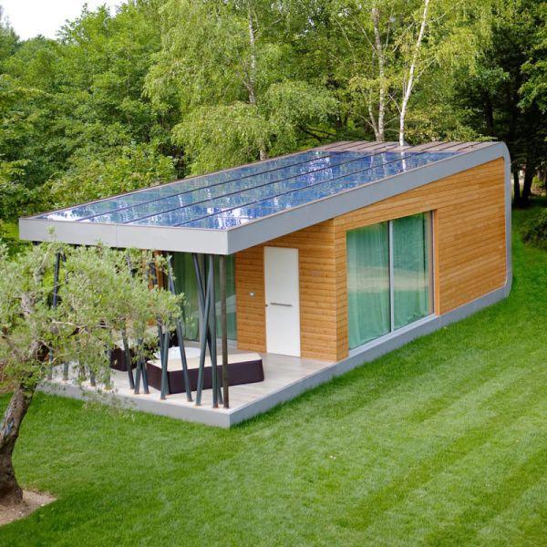 The Green Zero House