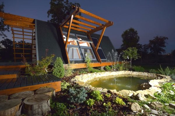 The Soleta Zero Energy One House