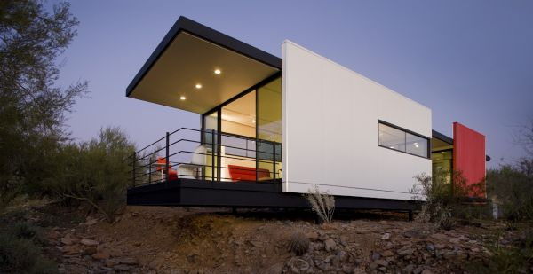 The Taliesin Mod.Fab TM Home