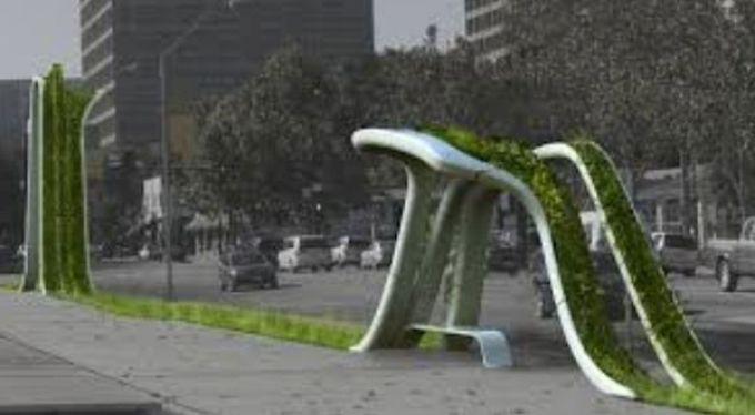 Verdance Vertical Urban Green Structure