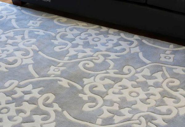 old tablecloth rug (2)
