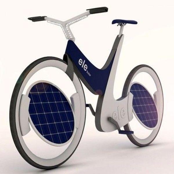Ele e-bike concept by Mojtaba Raeisi