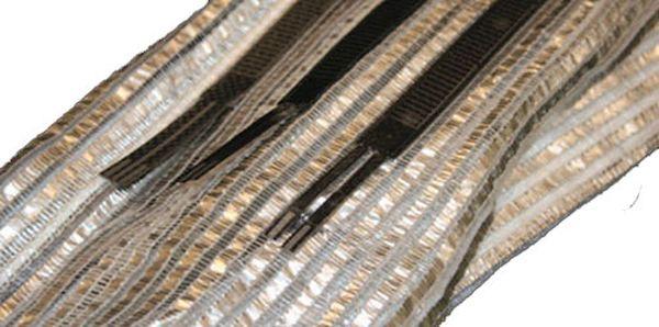 Solar-Powered Curtains