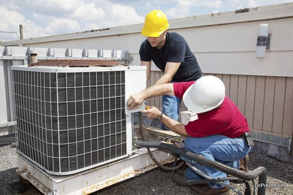 Working With an HVAC Pro (1)