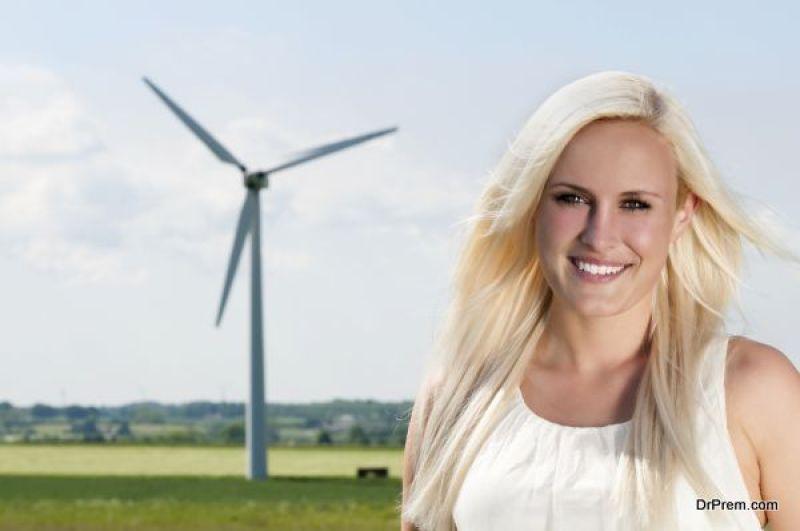 Increase the use of renewable energy