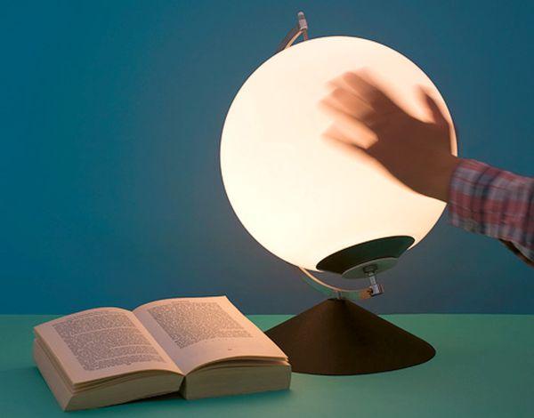 Kinetic Reading Bedside Desk Lamp
