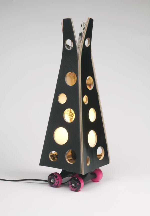 Sk8lamps, Victor Perez