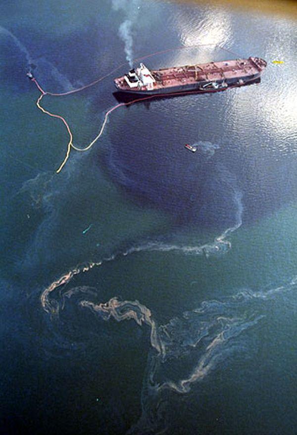 Exxon Shipping company vs Baker