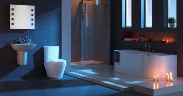 make your bathroom greener